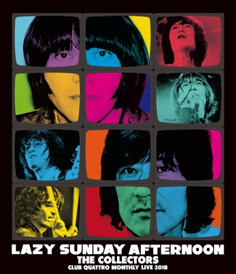"""CLUB QUATTRO MONTHLY LIVE 2018 """"LAZY SUNDAY AFTERNOON"""" (Blu-ray)"""