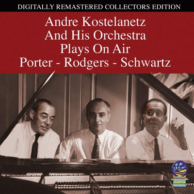 Plays On Air Porter Rodgers And Schwarts