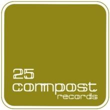 25 Compost Records (10枚組/12インチシングルレコード)