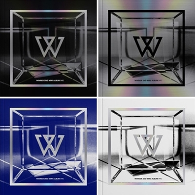 2nd Mini Album: WE (ランダムカバー・バージョン)