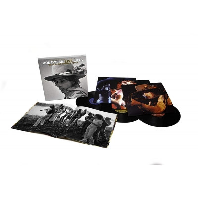Bootleg Series Vol.5: Bob Dylan Live 1975 The Rolling Thunder Revue (3枚組アナログレコード)
