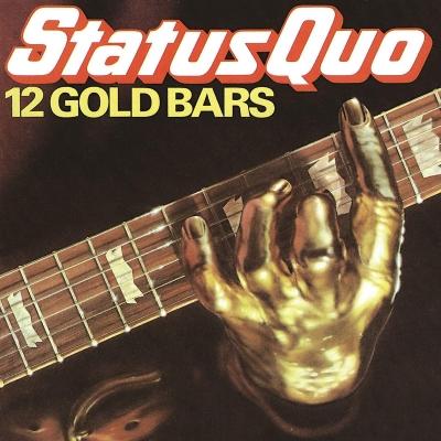 12 Gold Bars (Black Vinyl Version)