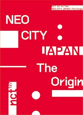 NCT 127 1st Tour 'NEO CITY : JAPAN -The Origin' 【初回生産限定盤】(3DVD+PHOTOBOOK)