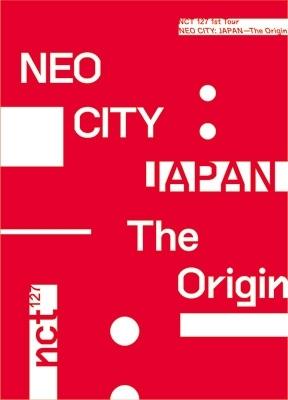 NCT 127 1st Tour 'NEO CITY : JAPAN -The Origin' 【初回生産限定盤】(2Blu-ray+PHOTOBOOK)