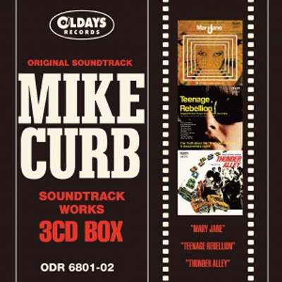 Mike Curb Soundtrack Works 3CD BOX