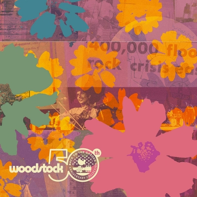 Woodstock -Back To The Garden 50th Anniversary Collection (5枚組アナログレコード/BOXセット)