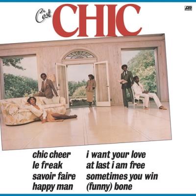 C'est Chic (180グラム重量盤アナログレコード)