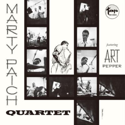Marty Paich Quartet Featuring Art Pepper (レッド・カラーヴァイナル仕様/180グラム重量盤レコード)