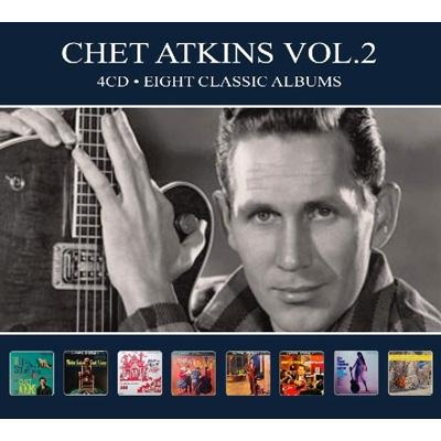 8 Classic Albums Vol.2 (4CD)