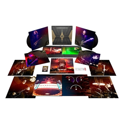 Live From The Artists Den: Super Deluxe (Blu-Ray+4LP+2CD)