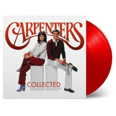 Collected (レッド・ヴァイナル仕様/2枚組アナログレコード/Music On Vinyl)