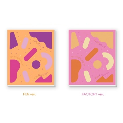 1st Single: FUN FACTORY (ランダムカバー・バージョン)