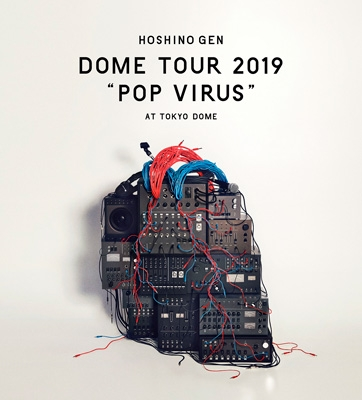 "DOME TOUR ""POP VIRUS"" at TOKYO DOME (2BD)"
