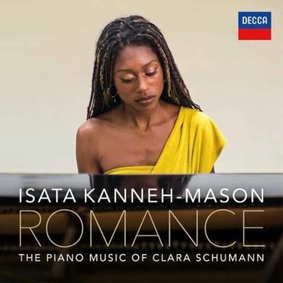 ロマンス〜ピアノ協奏曲、ピアノ・ソナタ、3つのロマンス、他 イサタ・カネー=メイソン、ホリー・マティエソン&ロイヤル・リヴァプール・フィル、他