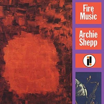 Fire Music (180グラム重量盤アナログレコード/VITAL VINYL LP)