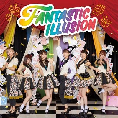 FANTASTIC ILLUSION (+DVD)
