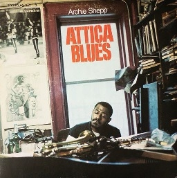 Attica Blues / Quiet Dawn (7インチシングルレコード)