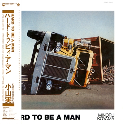HARD TO BE A MAN (アナログレコード)