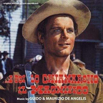 自転車紳士西部を行く E Poi Lo Chiamarono Il Magnifico オリジナルサウンドトラック (180グラム重量盤アナログレコード)