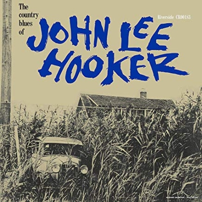 Country Blues Of John Lee Hooker (アナログレコード)