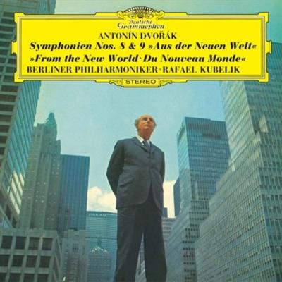 交響曲第9番『新世界より』、第8番 ラファエル・クーベリック&ベルリン・フィル