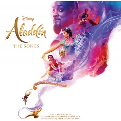 Aladdin: The Songs (アナログレコード)
