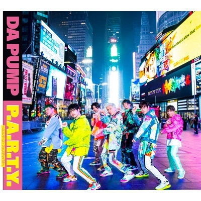 P.A.R.T.Y.〜ユニバース・フェスティバル〜【初回生産限定盤】(+DVD)