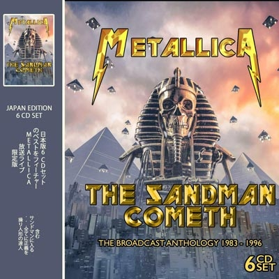 Sandman Cometh: The Legendary Broadcasts (6CD)