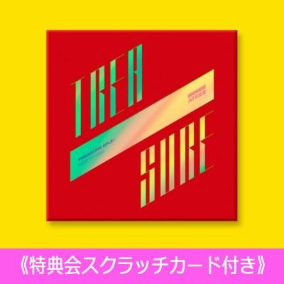 《特典会スクラッチカード付き》 TREASURE EP.3: One To All (ILLUSION VER.)【日本公式輸入盤 (特典付き)】