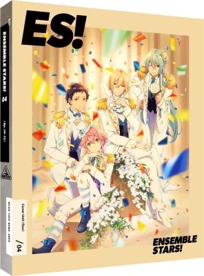 あんさんぶるスターズ! DVD 04 (特装限定版)