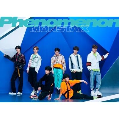 Phenomenon 【初回限定盤A】(+DVD)