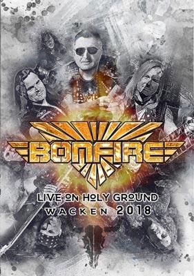 Live On Holy Ground: Wacken 2018 (PAL式DVD)