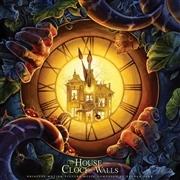 ルイスと不思議の時計 House With A Clock In Its Walls オリジナルサウンドトラック (2枚組/アナログレコード/Waxwork)