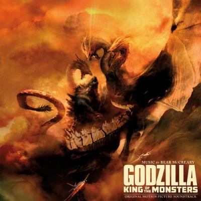 ゴジラ キング・オブ・モンスターズ Godzilla: King Of The Monsters オリジナルサウンドトラック (2枚組/180グラム重量盤レコード/Waxwork)