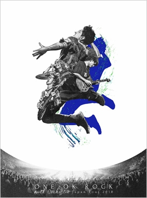 ONE OK ROCK with Orchestra Japan Tour 2018 (Blu-ray)