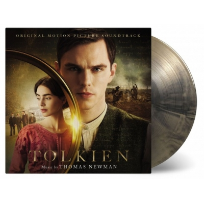 トールキン 旅のはじまり Tolkien オリジナルサウンドトラック (カラーヴァイナル仕様/180グラム重量盤レコード)