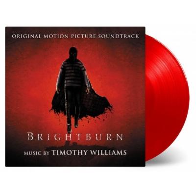 ブライトバーン Brightburn オリジナルサウンドトラック (カラーヴァイナル仕様/180グラム重量盤レコード)