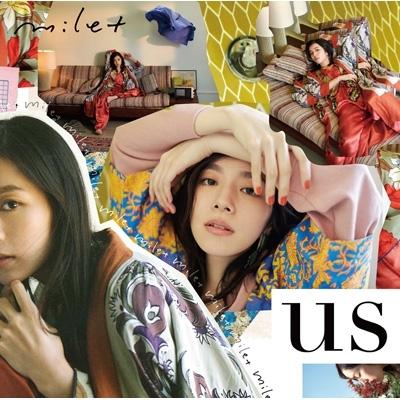 us 【初回生産限定盤】(+DVD)