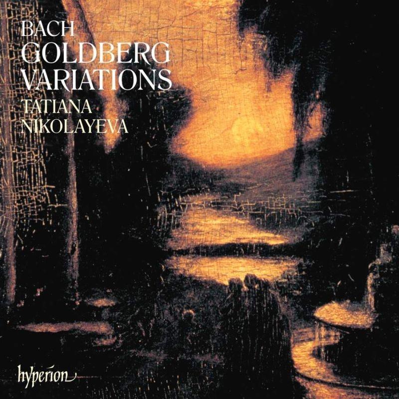 ゴルトベルク変奏曲 タチアーナ・ニコラーエワ(ピアノ)(1992)