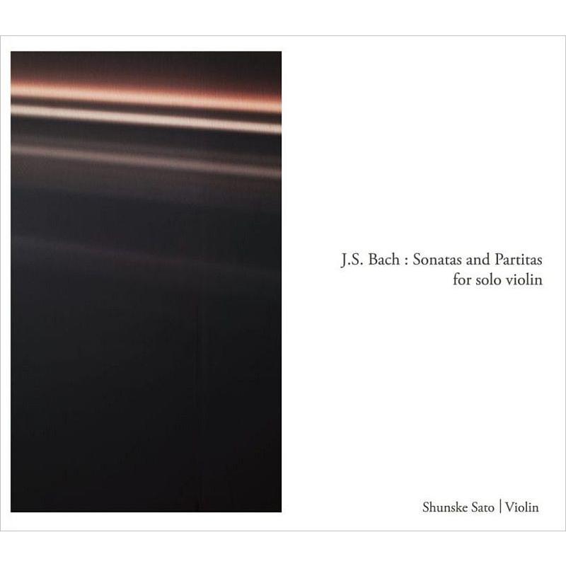 無伴奏ヴァイオリンのためのソナタとパルティータ 全曲 佐藤俊介(2CD)