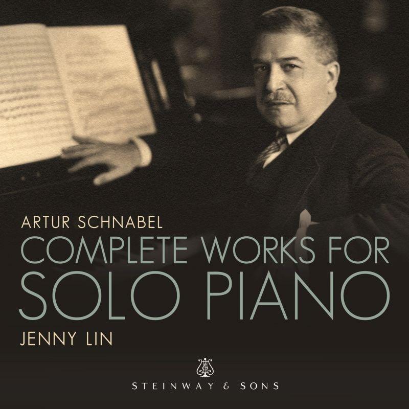 ピアノ独奏作品全集 ジェニー・リン(2CD)