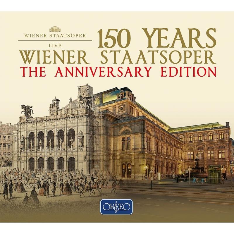 ウィーン国立歌劇場創立150年記念BOX(22CD)