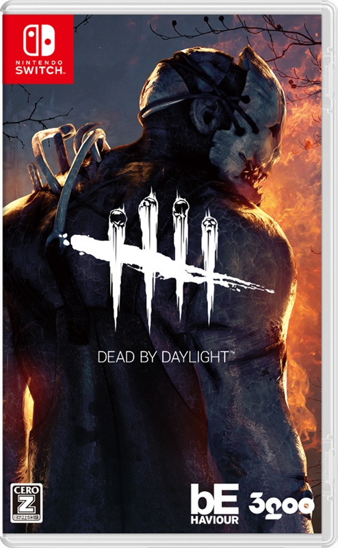 【Nintendo Switch】Dead by Daylight 公式日本版