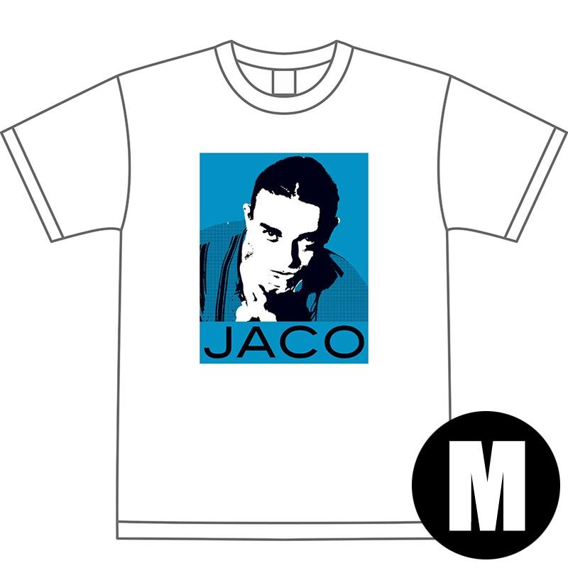 JACO PASTORIUS POP ART T-SHIRT(サイズM)