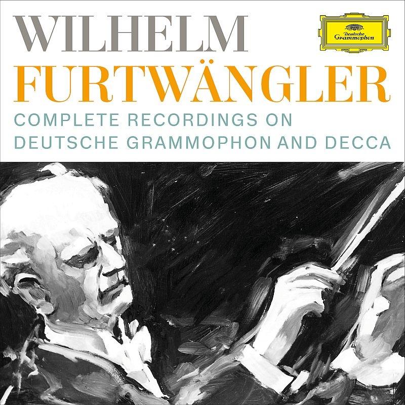 ヴィルヘルム・フルトヴェングラー〜ドイツ・グラモフォン&デッカ録音全集(34CD+DVD)