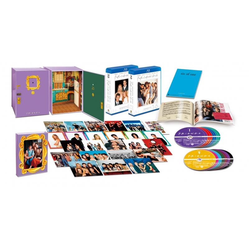 フレンズ<シーズン1-10>全巻Blu-rayプレミアムBOX