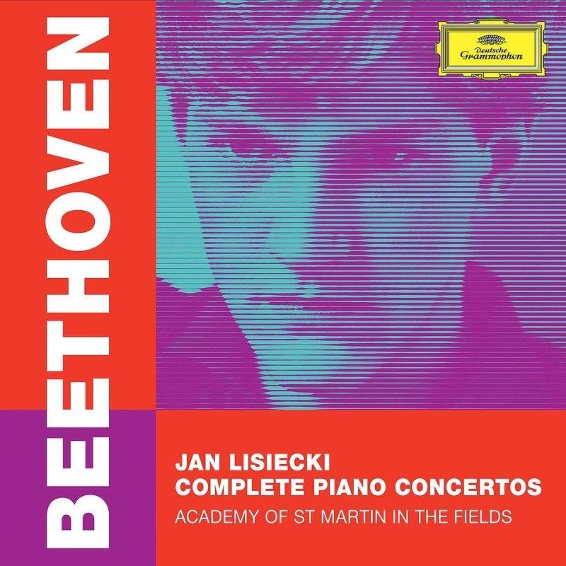 ピアノ協奏曲全集 ヤン・リシエツキ、アカデミー・オブ・セント・マーティン・イン・ザ・フィールズ(3CD)