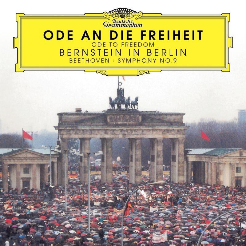 交響曲第9番『合唱』 レナード・バーンスタイン&バイエルン放送交響楽団+5つのオーケストラ団員(1989年ベルリンの壁崩壊記念コンサート)(+DVD)