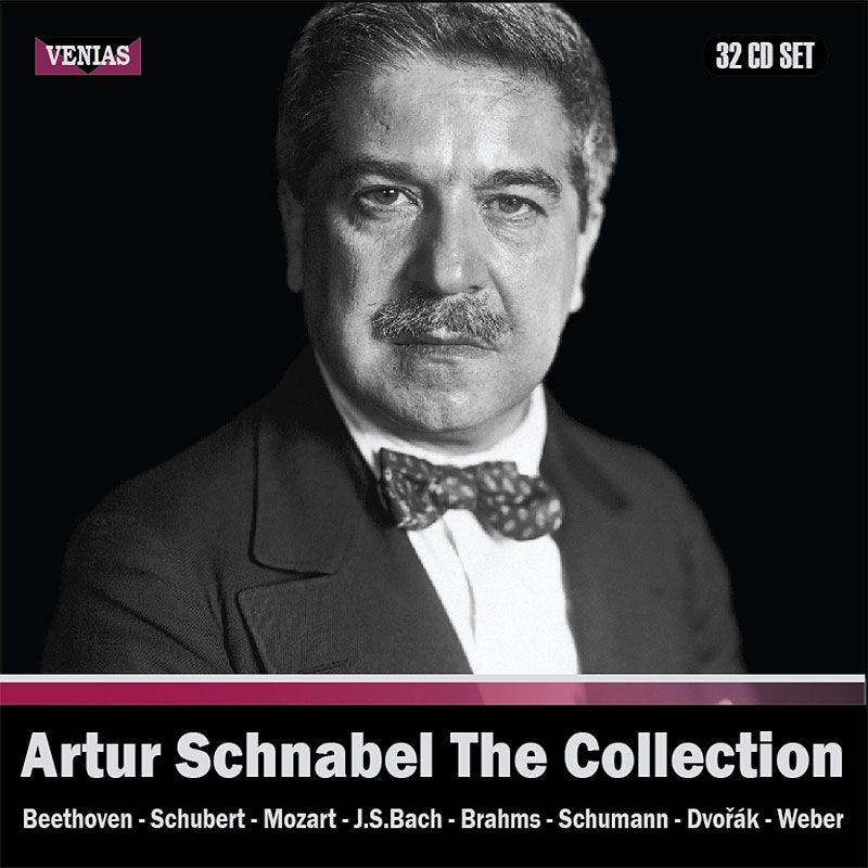 アルトゥール・シュナーベル・コレクション(32CD)