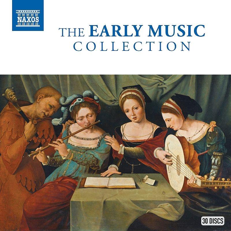 中世、ルネサンスからバロック時代の音楽(30CD)